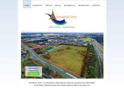 Arrowbrook-Website-by-Fairfax-Design-Solutions