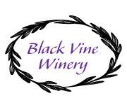 Black-Vine-Winery-Logo by Fairfax Design Solutions