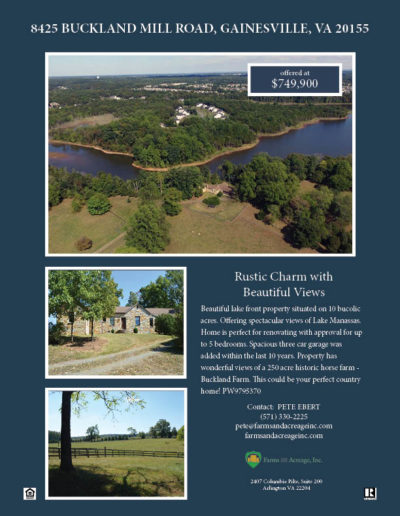 Property Flyer by Fairfax Design Solutions