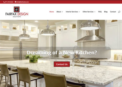 Fairfax-Design-Solutions-Website