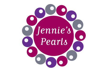 Jennie's-Pearls-Logo-by Fairfax Design Solutions