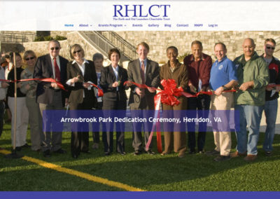 RHLCT-Website-by-Fairfax-Design-Solutions